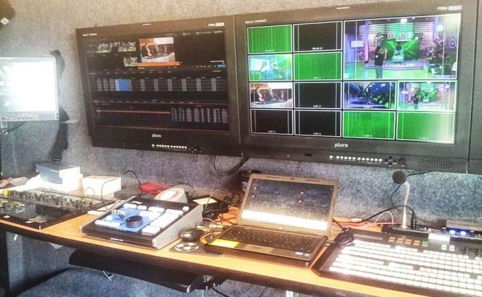 Remote Playout Services in Panama – Satellite Uplink